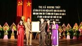 Trung tâm Y tế thị xã Hương Thủy trở thành trung tâm y tế hạng II