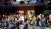 Hàng ngàn suất quà cho học sinh nghèo nhân ngày khai giảng