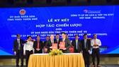 Thừa Thiên – Huế ký kết hợp tác chiến lược cùng lúc với 3 doanh nghiệp