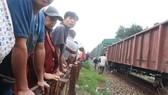 Tai nạn đường bộ và đường sắt khiến 2 người chết thảm