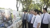 Giới thiệu biển đảo quê hương tại Quảng trường Ngọ Môn