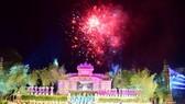 Lộng lẫy đêm khai mạc Festival nghề truyền thống Huế 2019.