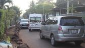 Né trạm thu phí BOT Trảng Bom, xe cộ gây xáo trộn đời sống khu dân cư