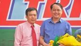 Anh Võ Đình Sơn trở thành người thứ 1 triệu đến Khu Du lịch Quốc gia núi Bà Đen
