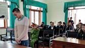 Bị cáo Hoàng Xuân Hải tại phiên tòa