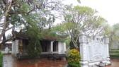 Khu di tích Nguyễn Công Trứ tại huyện Nghi Xuân, tỉnh Hà Tĩnh