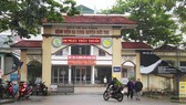 Bệnh viện Đa khoa huyện Đức Thọ, nơi ông Nguyễn T. L. công tác