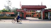 Trụ sở UBND xã Thạch Bằng, huyện Lộc Hà, tỉnh Hà Tĩnh