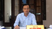 Ông Hà Văn Hùng, Chủ tịch UBMTTQ tỉnh Hà Tĩnh