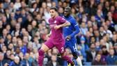 Kyle Walker (trái) đã chơi tuyệt vời trong trận thắng tại Chelsea. Ảnh: Getty Images