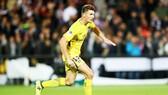 Theo hậu vệ phải Thomas Meunier, Paris SG có nghĩa vụ phải lọt vào vòng bán kết Champions League mùa này. Ảnh: Getty Images