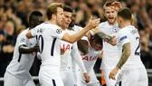 Đội hình trẻ trung Tottenham đang ngày càng trở nên nguy hiểm. Ảnh: Getty Images