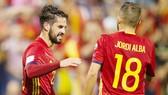 Alba không thích Isco đạt đến đẳng cấp cao trong màu áo Real. Ảnh: Getty Images