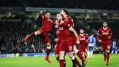 Liverpool đang có những màn quật khởi khó tin. Ảnh: Getty Images