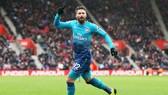"""Olivier Giroud xứng danh """"siêu dự bị"""". Ảnh: Getty Images"""