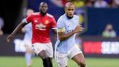 Vincent Kompany luôn tin rằng derby Manchester là trận cầu lớn nhất thế giới. Ảnh: Getty Images
