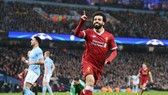 Mohamed Salah đang là chân sút sáng giá nhất thế giới lúc này. Ảnh: Getty Images