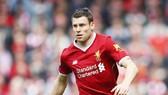 Milner gặp chấn thương và chưa rõ kịp bình phục đối đầu Real hay không. Ảnh: Getty Images