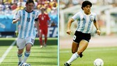 Messi vẫn còn kém Maradona về khả năng đưa tuyển quốc gia vô địch World Cup.