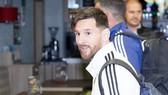 Messi có thể chia tay tuyển Argentina sau World Cup 2018. Ảnh Getty Images