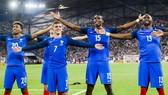 Dàn sao trẻ của Pháp đang được mong chờ sẽ tạo nên một mùa giải đầy phấn khích. Ảnh: Getty Images