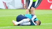 Tình hình chấn thương của Mbappe không sao. Ảnh: Getty Images