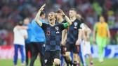 Modric gửi thư chiến đến tuyển Anh. Ảnh: Getty Images