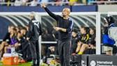 Pep Guardiola và Man.City tại giải giao hữu International Champions Cup. Ảnh: Getty Images