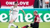 Bale đã có trận đấu tốt cho Real. Ảnh: Getty Images