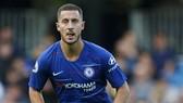 Eden Hazard sẽ không vội ký hợp đồng mới. Ảnh: Getty Images