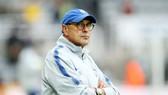 HLV Maurizio Sarri đang hài lòng với khởi đầu tại Chelsea. Ảnh: Getty Images
