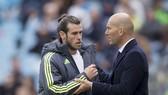 Bale có mối quan hệ không tốt với Zidane. Ảnh: Getty Images
