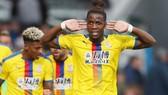 Wilfried Zaha đang tỏa sáng cùng Crystal Palace. Ảnh: Getty Images