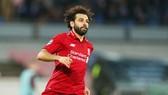 Mohamed Salah tiếp tục trải qua quãng thời gian khó khăn. Ảnh: Getty Images