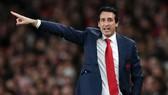 HLV Unai Emery chịu áp lực phải đưa Arsenal trở lại Champions League ngay lập tức. Ảnh: Getty Images