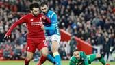 Mohamed Salah đã dẫn dắt Liverpool tiến vào vòng 1/8. Ảnh: Reuters