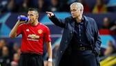 Alexis Sanchez khẳng định luôn tôn trọng Jose Mourinho. Ảnh: Getty Images
