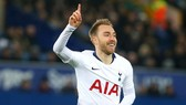 Christian Eriksen vẫn đang khiến Tottenham lo lắng về tương lai. Ảnh: Getty Images