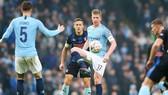 Kevin De Bruyne trở lại là điều mà HLV Pep Guardiola mong chờ nhất. Ảnh: Getty Images