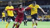 Mohamed Salah vào sân trong 20 phút cuối vẫn không thể gắn kết lại đội hình đã lạc nhịp của Liverpool. Ảnh: Getty Images