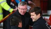 HLV Mauricio Pochettino tin rằng Sir Alex đã tạo tác động lớn trong sự thay đổi của Man.United. Ảnh: Getty Images