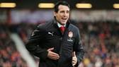 HLV Unai Emery đang trải qua quãng thời gian khó khăn tại Arsenal. Ảnh: Getty Images