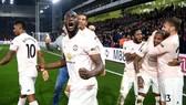 Romelu Lukaku đã không phụ sự kỳ vọng của Man.United. Ảnh: Getty Images