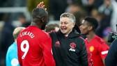 HLV Ole Gunnar Solskjaer đang nhận được ủng hộ tuyệt đối tại Man.United. Ảnh: Getty Images