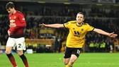 """Wolves tiếp tục xuất sắc trong hình ảnh """"ngựa ô"""" của giải. Ảnh: Getty Images"""