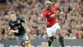 Paul Pogba vẫn đang khiến tương lai trở thành đề tài nóng. Ảnh: Getty Images