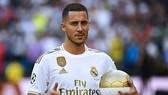 Eden Hazard vừa chính thức ra mắt tại Real Madrid. Ảnh: Getty Images