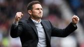 Frank Lampard sẵn sàng cho bước tiến lớn nhất sự nghiệp huấn luyện. Ảnh: Getty Images