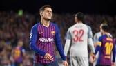 Philippe Coutinho đã gây thất vọng lớn trong màu áo Barcelona. Ảnh: Getty Images