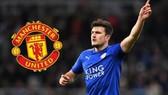 Harry Maguire đến Man.United và thiết lập kỷ lục mới. Ảnh: Getty Images